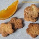 Pomarańczowe sucharki